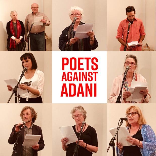 PoetsvAdani image
